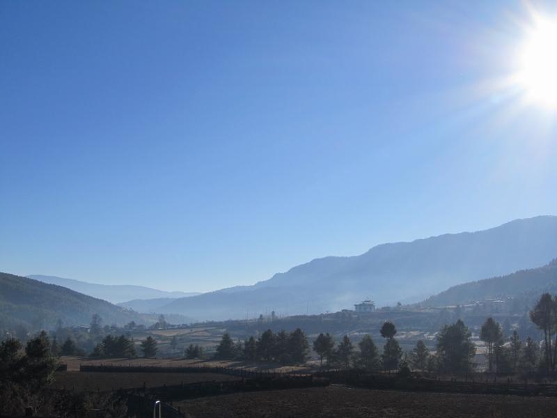Ostbhutan - der wilde Osten in Bhutan