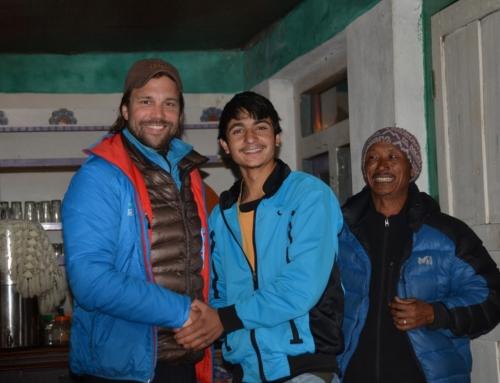 Nepal Hilfe die zu 100% ankommt