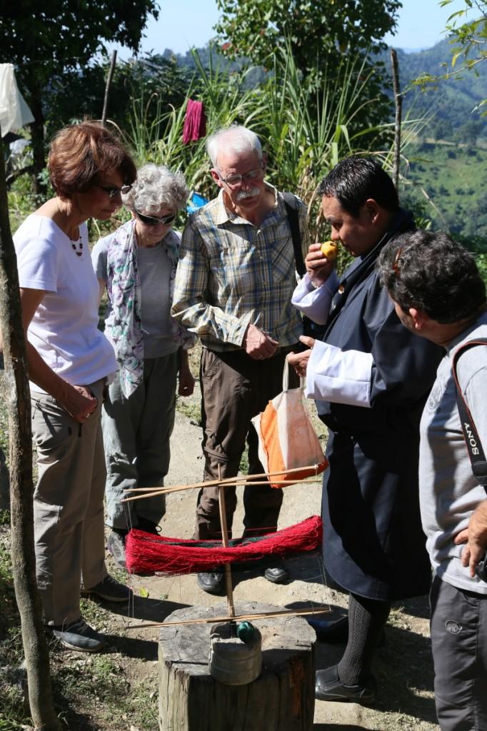 Unser erfahrenes Bhutan Reiseteam kümmert sich um alle Ihre Wünsche!