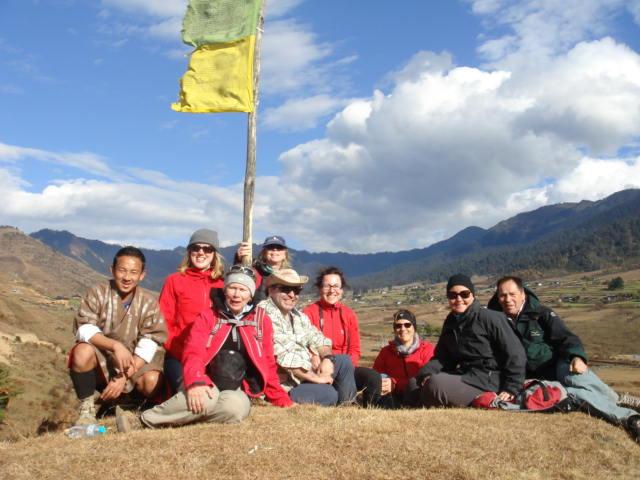 Bhutan Reisen in kleinen Gruppen
