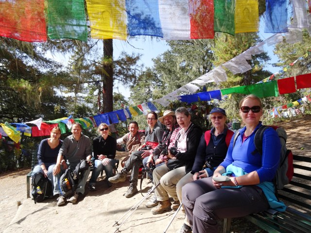 Bhutan Wanderreise nach Bumthang