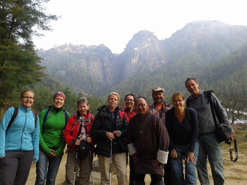 Bhutan Kleingruppenreise mit berghorizonte