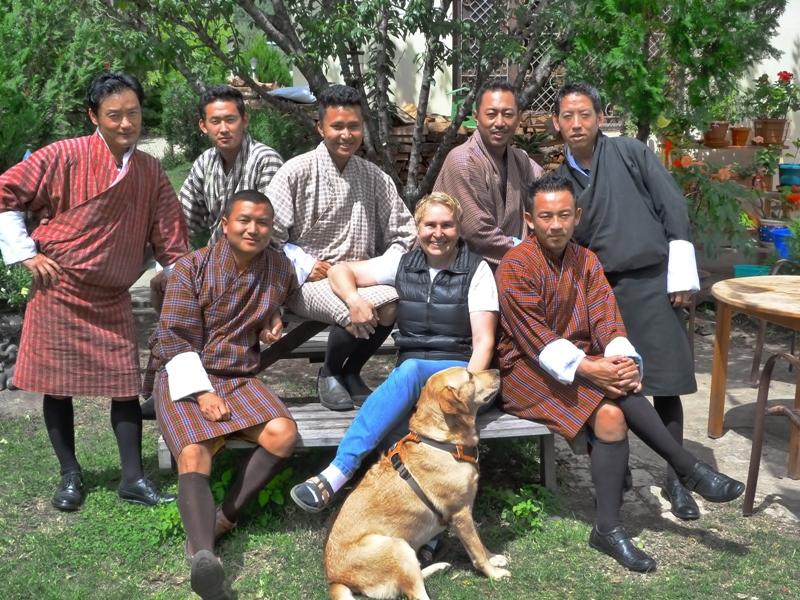 Wandern & Trekking mit unserem erfahrenen Bhutan Team