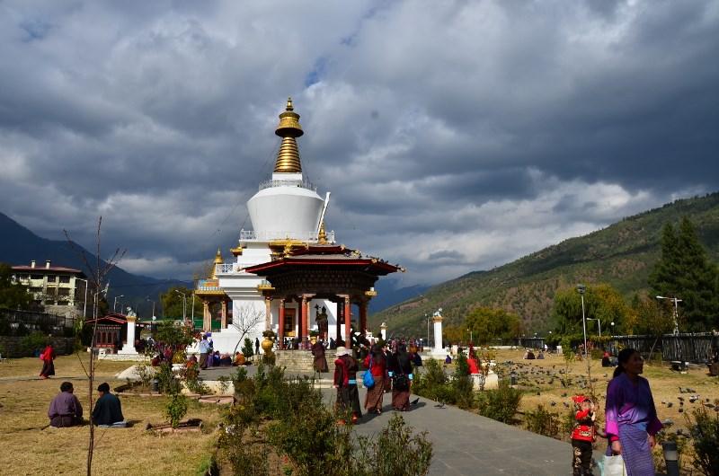 Bhutantrekking & Reisen mit dem Experten berghorizonte