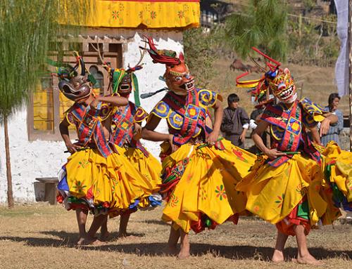 Bumdrag Trek zum Tigernest – Bhutan