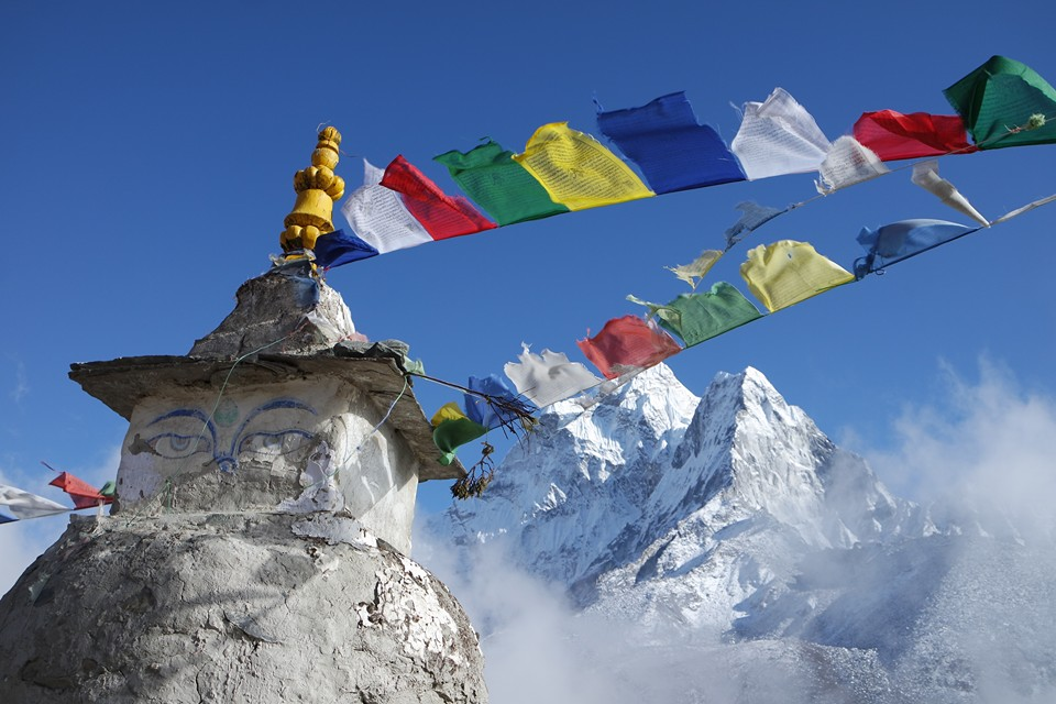 Nepal Everest Trekking im Herbst 2015