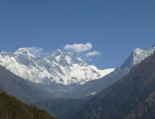 Everest Basislager Trekking zum Kalar Pattar in Nepal