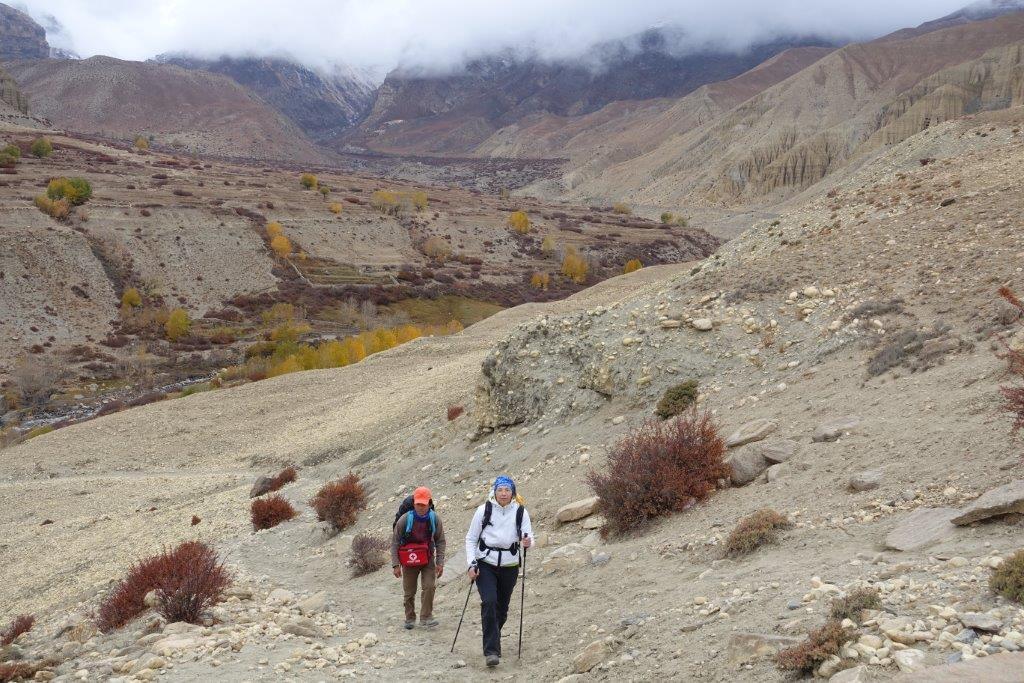 Nepal_Mustang_Annapurna_Chitwan_ Lodge Trekking (12)