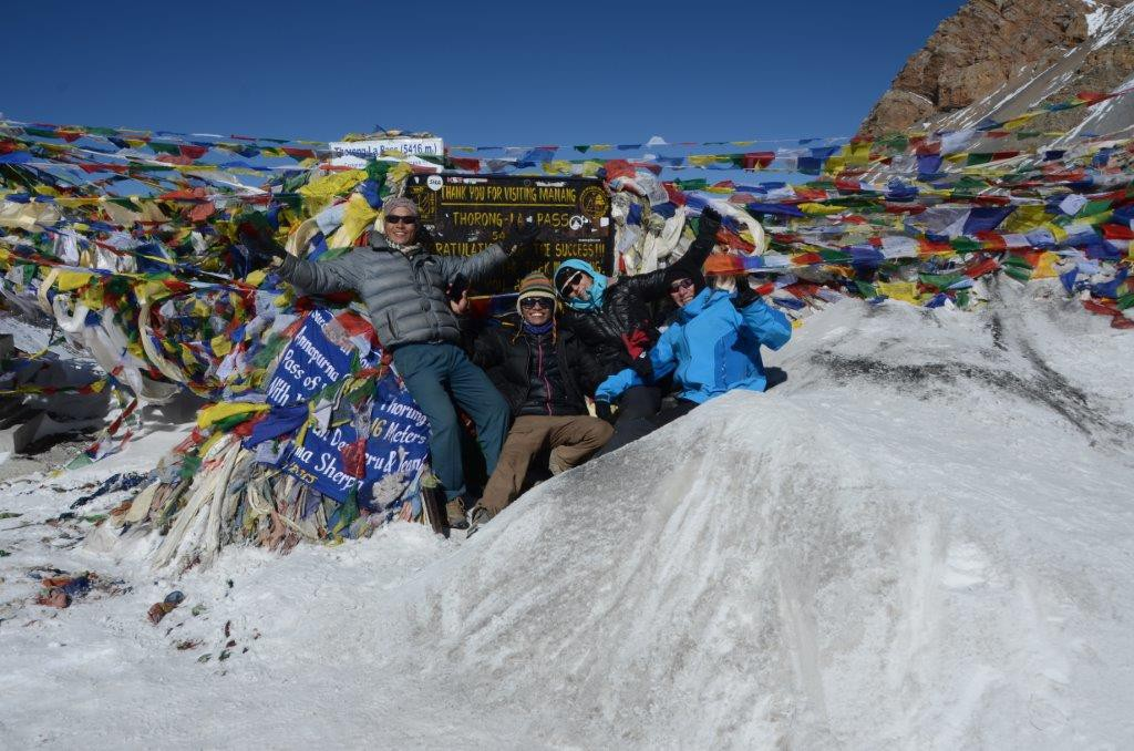 Nepal Mustang & Annapurna Trekking: Erfolgeich auf dem Thorong La Pass (5.550m)