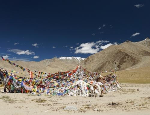 "Ladakh – Reisen & Trekking in Kleintibet ""Mein erster 6000er – Stok Kangri"""