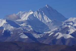 Tibet - Mt. Everest 8848m