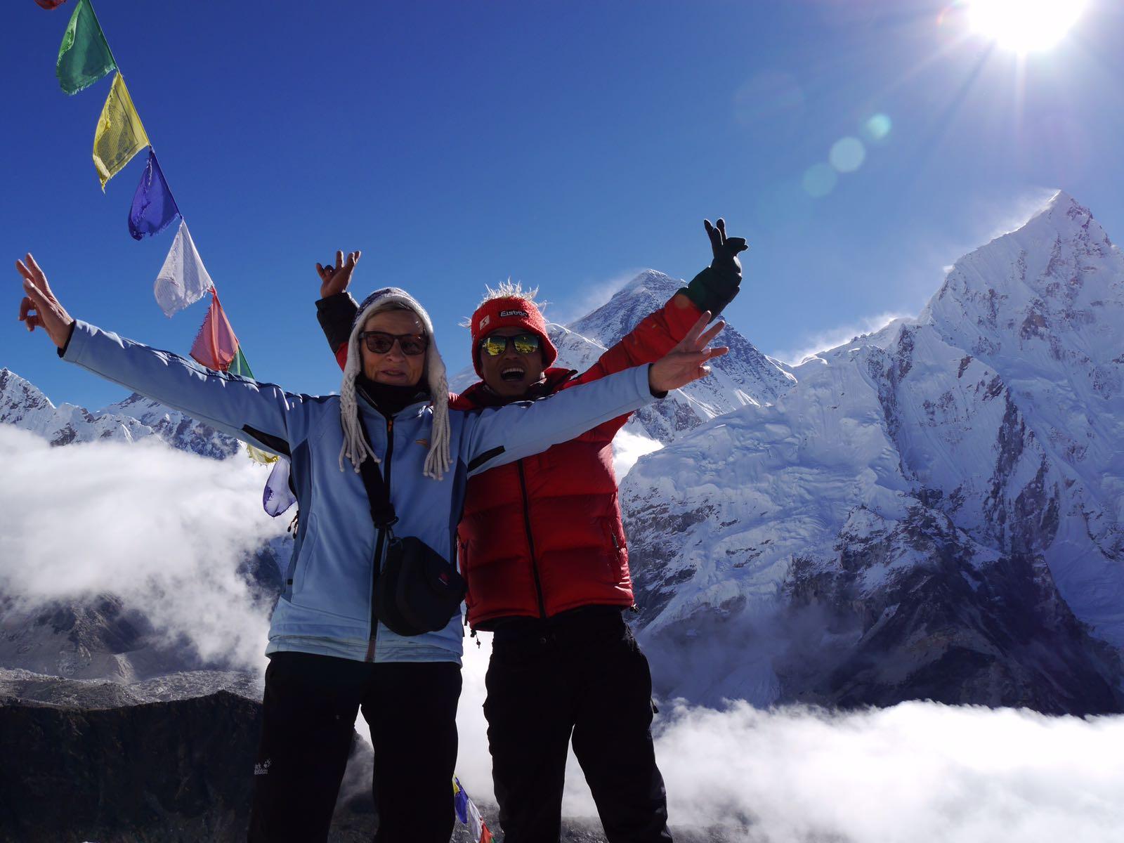 Everest Komfortlodge Trekking in Nepal