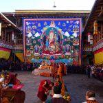 Bhutan – Klosterfeste