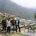 Nepal Trekking ins Everest Gebiet