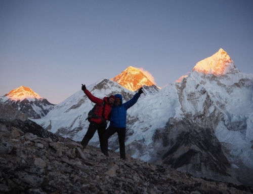 Nepal Everest 3 Passes Trekking