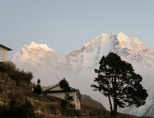 Nepaltrekking zum Mt. Everest