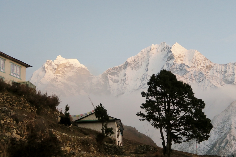 Nepaltrekking zum Mt. Everest