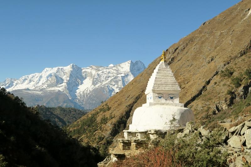 Kultur & Trekking erleben auf einer Nepaltrekking Tour