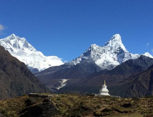 Nepal Komfortlodgetrekking zum Mt. Everest mit Helikopterflug