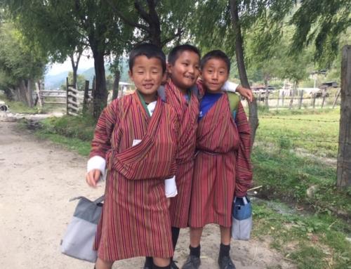 30 Tage Bhutan Durchquerung – Tag für Tag Glück!