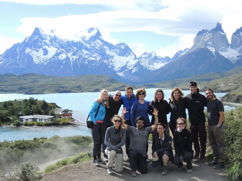 Patagonia Eco Camp