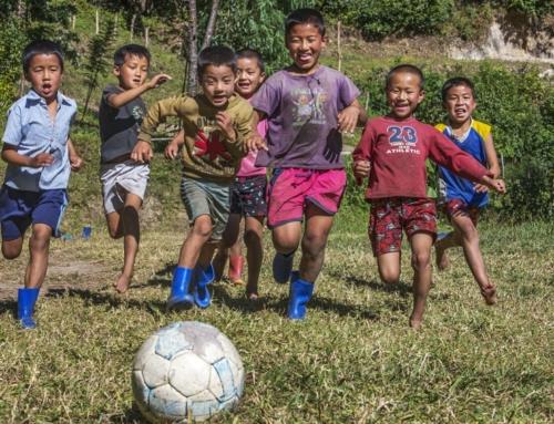 Fotoreise und Trekking nach Bhutan