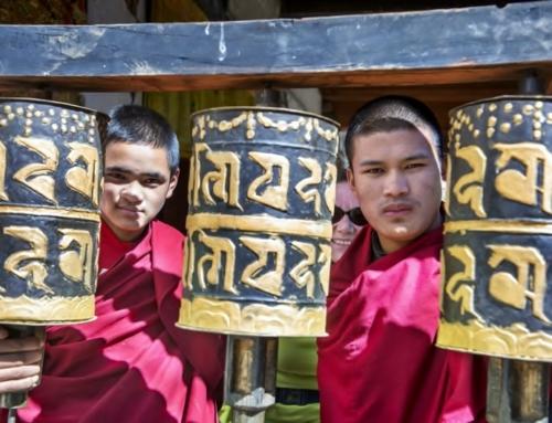 April 2021 +++ Bhutan ist fast komplett Covid 19 geimpft +++