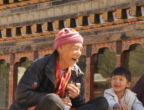 Tigernest Trek nach Bumdra und Bhutan Rundreise