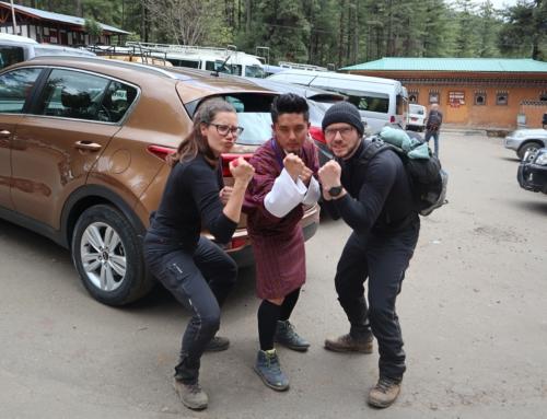 Was kostet eine Bhutanreise ?