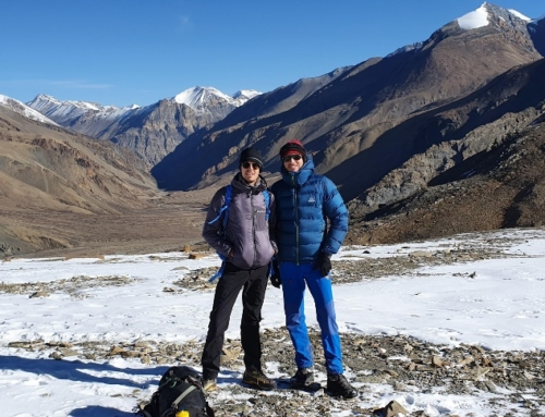 Nepal Trekking Reise um den Dhaulagiri