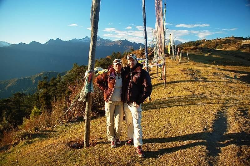 Bhutan Reise Druk Path Trekking